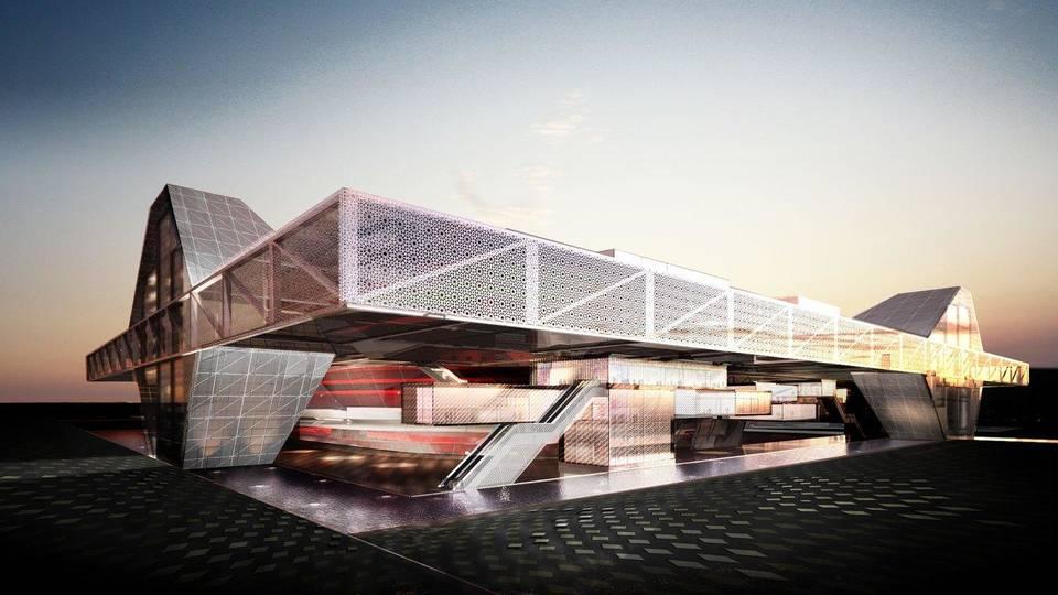Катар 2022 стадионы