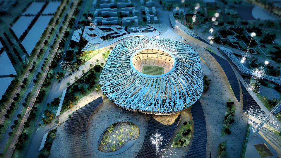 катар стадионы
