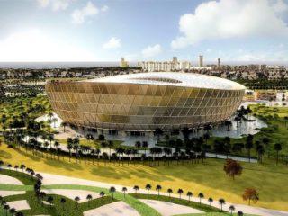 Стадион Лусаил Катар